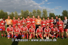 LFC Legends vs Veteranholdsholdet (2008)
